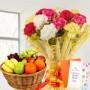 Mix Carnation Fruity Combo
